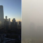 Friday Fun: Taking auto emissions out of the picture in Beijing, China