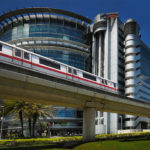 Singapore Mass Rapid Transit system (MRT). By williamcho.