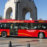 Metrobus BRT helped Mexico City to win the 2013 STA. Photo by ITDP.