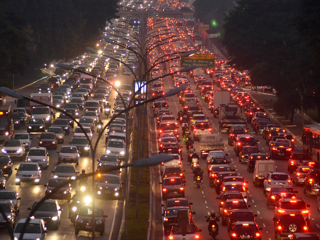 Developing public transport in Brazil as car sales surge | TheCityFix
