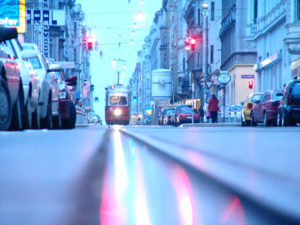Friday Fun: It's a bus! It's a tram! It's…Vienna's new public transport
