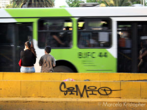 Beyond a bus system: Complete streets to revitalize Santiago, Chile
