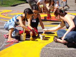 Friday Fun: Paint your way to safer streets