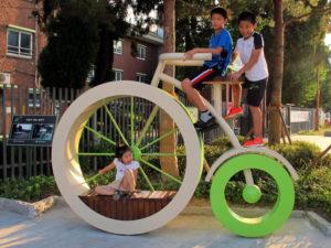 Children in Suwon