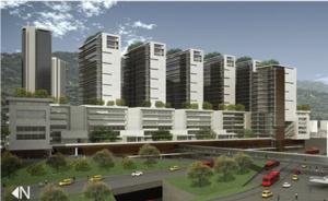 Bogotá Central Station Redevelopment Project