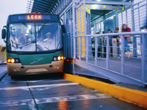 Over 300 BRTs and busways around the world
