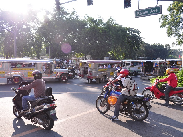 Manila intersection