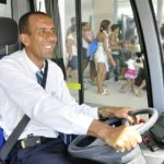 Every day, over 29.5 million people ride a Bus Rapid Transit (BRT) or busway system globally. BRTdata.org is the most comprehensive, public database of BRT systems around the world, which is launching new visualization tools today. Photo by EMBARQ Brazil.