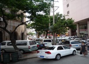 Parking in Beijing
