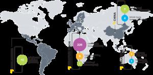 Vehicle demand management strategies worldwide