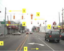 Road safety audit: after. Image courtesy of AAA Michigan.