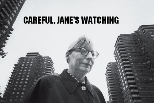 My only suggestion is to send a free copy of Deaths and Lives of the Great American Cities to every single architect and stakeholder in China so that they can learn about Jane Jacobs' mindset towards cities. Image from urbanplanningmemes.tumblr.com