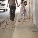Walking in Bangalore. Photo by Benoit Colin/EMBARQ.