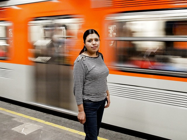 Latin American cities must work incorporating women's needs into transport planning to increase access to opportunity. Photo by Gary Denness/Flickr.