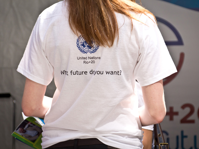 What future do you want? Photo by Africa Renewal/John Gillespie/Flickr.