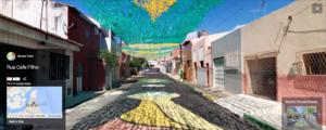 Rua Cafe, Natal, Brazil. Image courtesy of Google Street View.
