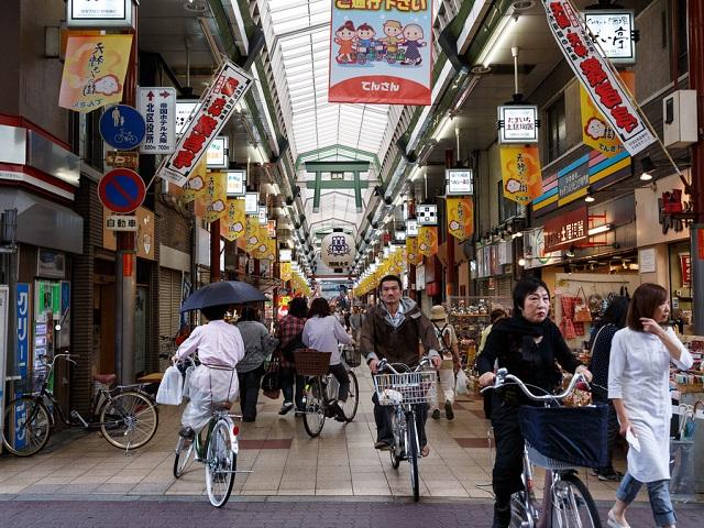 Friday Fun Japan S Shotengais Show Connectivity And