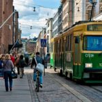 "Helsinki's ""mobility on demand"" system will integrate a variety of transport options and could make car ownership obsolete. Photo by Justin Swan/Flickr."