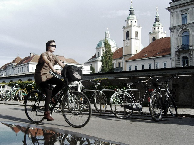 Ljubljana recently won the European Green Capital 2016 Award based on its comprehensive approach to sustainable development, which has transformed urban life in the past decade while minimizing the city's environmental impact. Photo by Rhobinn/Flickr.