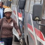 Traffic congestion presents a number of urgent problems in Nairobi, but smartphones and other technologies have the potential to greatly improve transport services and provide a range of benefits for city residents. Photo by Olli Pitkänen/Flickr.