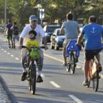 Preliminary figures released by the National Health System (SUS) indicate that in 2013, the number of fatalities in Brazilian traffic fell 10% compared to 2012. Photo by Mariana Gil/EMBARQ Brazil.