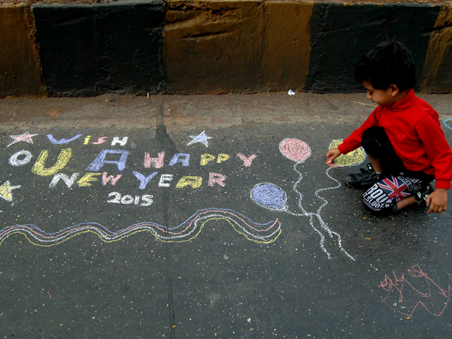 Wishing you a happy 2015 from TheCityFix