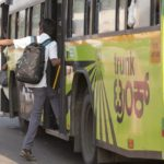 EMBARQ India is releasing Bus Karo 2.0, which analyzes bus services in cities across India and will inform urban planners, designers, and bus operators in order to help increase bus mode share. Photo by Benoit Colin/EMBARQ.