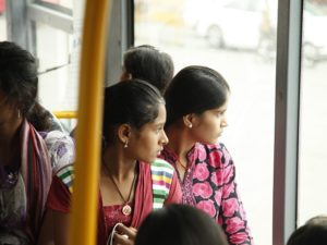 As Indian cities invest in information technology services, minimum standards should require the use of visualization tools to better utilize transport data and improve bus planning. Photo by EMBARQ.