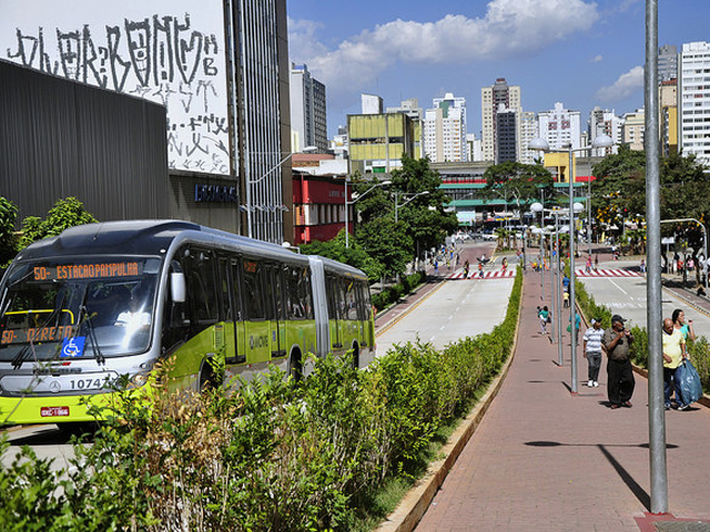 Belo Horizonte: Co-winner of the 2015 Sustainable Transport Award