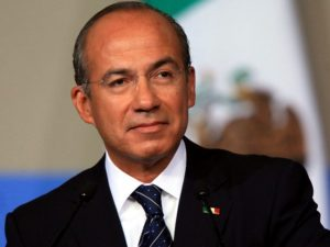 Felipe Calderón, chair of the Global Commission on the Economy and Climate, will give the keynote address at the upcoming Transforming Transportation 2015 conference. Photo by World Economic Forum.