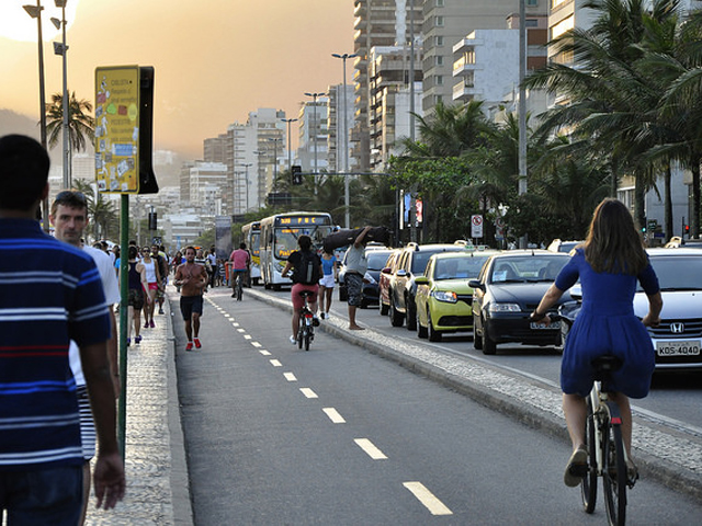 Rio de Janeiro: Co-winner of the 2015 Sustainable Transport Award