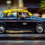 Technology-enabled taxis are helping fill a mobility service vacuum in Indian cities. Photo by Chrisbirds.com/Flickr.