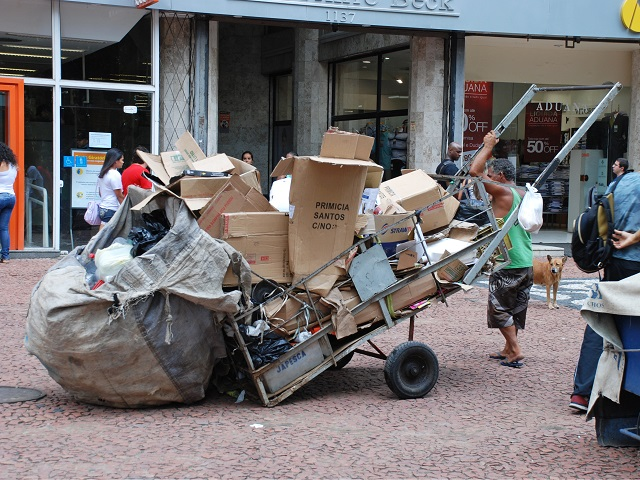 Fortaleza's waste management