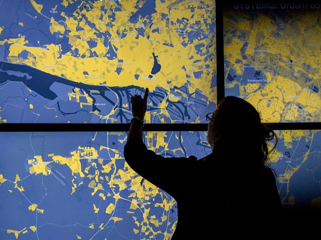 GIS mapping software helps create safer urban mobility