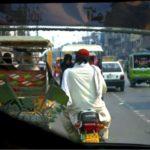 Lahore's urban roads