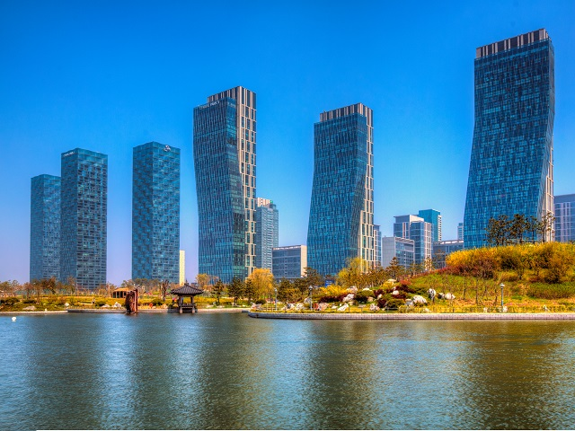 Songdo's waste management