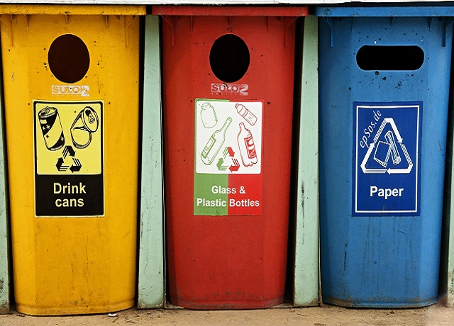 Singapore's waste management