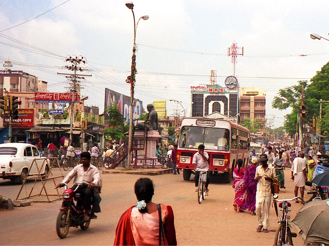 India's road to safety