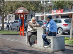 Tactical urbanism in Antofagasta, Chile