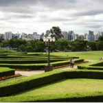 Curitiba, Brazil has one of the world's highest rates of green space per capita and is considered a top city for walkability. Photo by Jardim Botânico/Flickr.