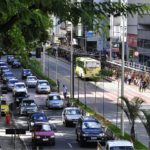 Complete streets in Juice de Fora, Brazil
