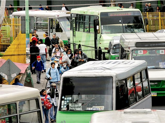 150 Million To Transform Sustainable Public Transport In Mexico City Smart Cities Dive