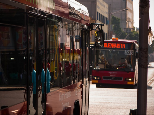 Mexico City announces new Metrobús investment