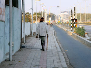 Ahmedabad, India and New Climate Economy report on sprawl
