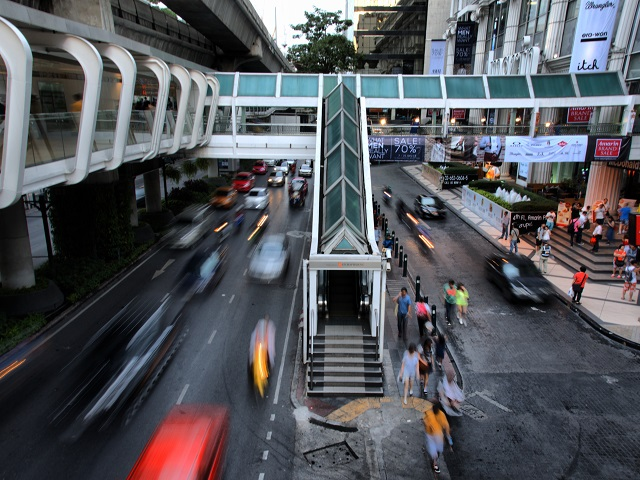 Bangkok's Skyway
