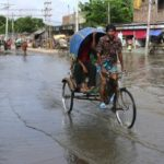 Strengthening resilience in cities like Dhaka, Bangladesh is vital to protecting vulnerable populations from flooding exacerbated by climate change. Photo by Shawn/Flickr.