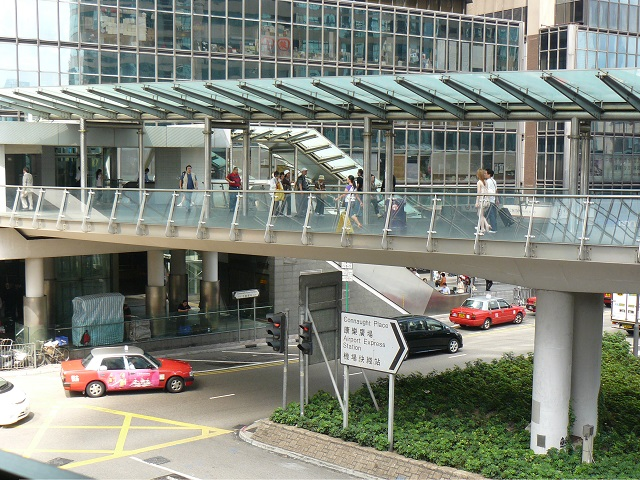 Hong Kong's Skyway