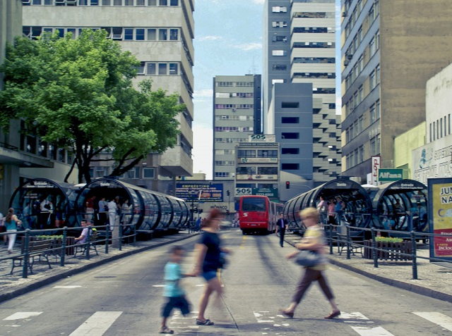 Curitiba, Brazil and Smart Cities