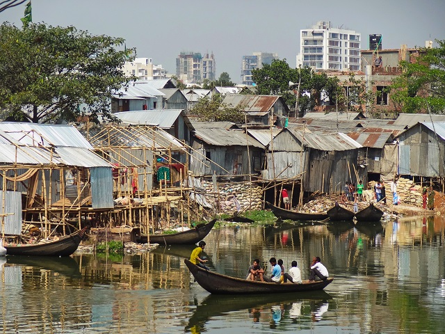 Dhaka Information Settlements