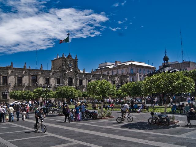 Earth Day and Guadalajara, Mexico